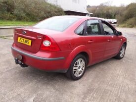 FORD FOCUS 1.8 TDCI GHIA DIESEL LOW MILEAGE SOLD WITH PRIVATE PLATE
