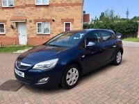 VAUXHALL ASTRA 1.7 CDTI DIESEL, MOT 12 MONTHS, ROAD TAX £30, ONE PREVIOUS OWNER