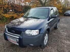 Ford Maveric 4x4 3.0 XLT V6 Automatic Left Hand Drive