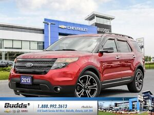 2013 Ford Explorer Sport SAFETY AND RECONDITIONED