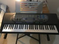 Amazing condition Casio electric keyboard