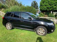 Hyundai Santa Fe 2011 2.2 crdi