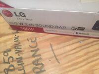 LG 160 Watt SoundBar