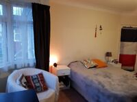 ***LARGE DOUBLE ROOM – WILLESDEN GREEN / DOLLIS HILL***