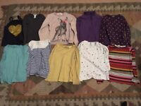 Girls clothes, aged 4-6, Boden, M&S, H&M etc