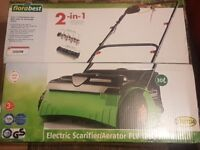 Electric Scarifier/Aerator ** NEW **