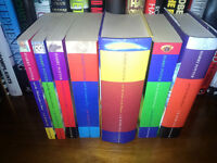 Harry Potter full book collection