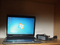 Toshiba Dual Core Laptop (wi fi and internet ready)