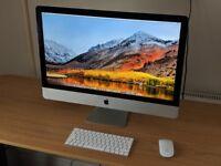 Apple iMac 27 5K 2017 Intel Core i5 3.8Ghz Quad Core 24GB RAM 2TB HD Radeon 580