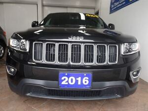 2016 Jeep Grand Cherokee LAREDO 4X4 Kitchener / Waterloo Kitchener Area image 8