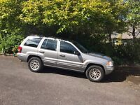 Jeep Grand Cherokee V8 4.7L for Sale Automatic