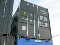 """NEW One Trip 20ft Shipping Container's FOR SALE """"Only £2150+VAT"""" site store shed portable cabin"""