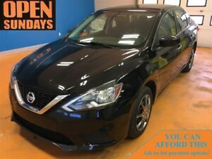 2017 Nissan Sentra 1.8 S! FINANCE NOW! AUTO! AC!