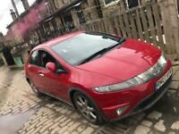 Honda Civic 2.2 diesel (reduced due to timewaisters)