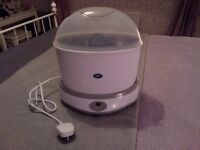 Boots Baby Electric Steam Steriliser