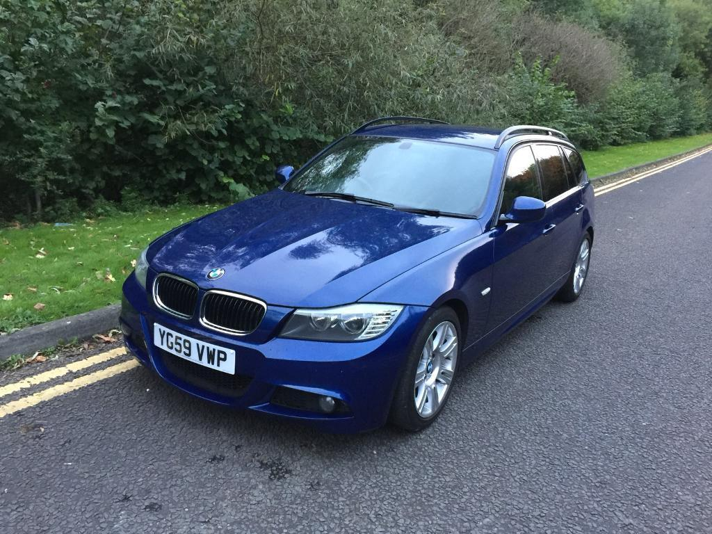 BMW 3 Series E91 LCI M Sport 318i Touring With Extras- Excellent Condition