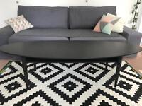 3 Seater Grey Ikea Kivik sofa bed | Great Condition