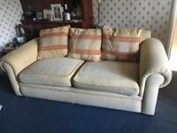 Free sofa - needs to be collected from Thorpe Bay today!