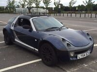 SMART ROADSTER COUPE 0.7 AUTOMATIC PETROL SPORTS GOOD DRIVE LOW MILEAGE LONG MOT NOT FORTWO MODIFIED