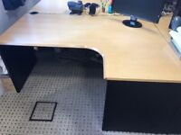 Office Desks x 5 (Free; Collection required)