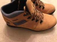 Timberlands men's boots size 10.5