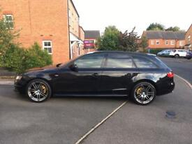 Audi A4 Avant Special Edition 2010, phantom black pearl effect **cash offers only**