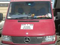 MAN AND VAN HOUSE CLEARANCE AND OFFICE CLEARANCE SMALL REMOVALS BOGNOR REGIS
