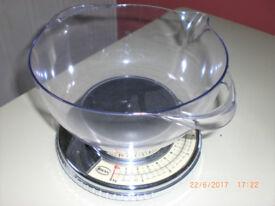 New Kitchen scales