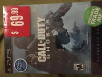 Playstation 3 Call of Duty Ghosts *brand new*