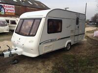 2 BERTH 2003 ELDDIS AVANTE WITH END BATHROOM AN AWNING MORE IN STOCK AND WE CAN DELIVER PLZ
