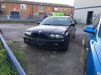 BMW 323i Drift