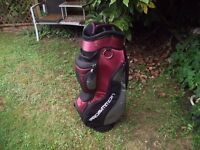 Prosimmon Golf Cart/Trolley Bag