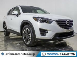 2016 Mazda CX-5 GT. LEATHER. CAMERA. NAVI. BLUETOOTH. ROOF. ALLO