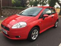 FIAT GRANDE PUNTO ACTIVE 12 MONTHS MOT 61000 LOW MILLAGE