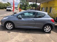 Automatic Peugeut 207 - full service history