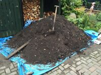 Topsoil - available free.