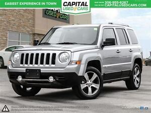 2016 Jeep Patriot * 4WD Sport Utility* Leather*