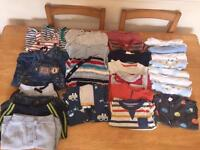 Bundle of baby boy 0-3 months (26 items)
