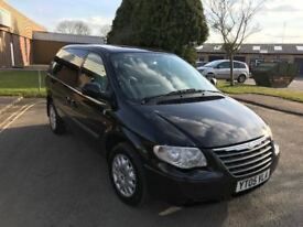 2005 Chrysler grand voyager 2.5 crdi 7 seater 12 months mot/3 months parts and labour warranty