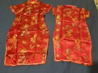Chinese outfits for children