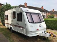 Caravan 5 berth lightweight