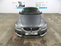 BMW 320d E92 Front End Complete Rad Pack / Bumper / Airbags / Bonnet