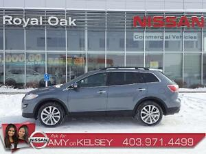 2012 Mazda CX-9 GT ** DVD'S/ LEATHER/NAVIGATION **