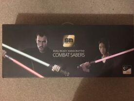 Combat lightsaber from SaberMach