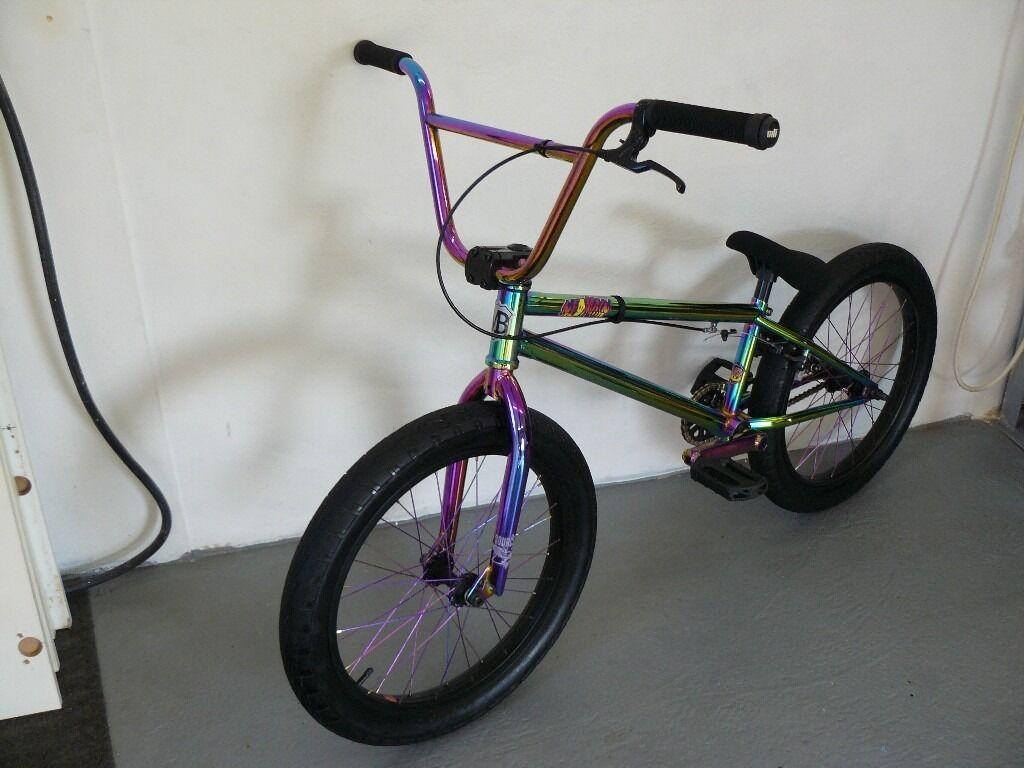 Mafiabikes Harry Main Neomain Oil Slick 20 Bike BMX