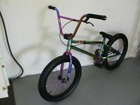 "Mafiabikes Harry Main, a few months old, Neomain oil slick 20"" bike BMX"