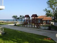 2 bed ground floor apt above the beach, Ravda Bulgaraia