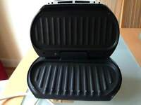 George Foreman lean mean grill