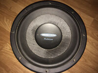 "Soundstream Rubicon 12"" subwoofer"