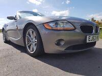BMW Z4 3.0i 6 speed manual
